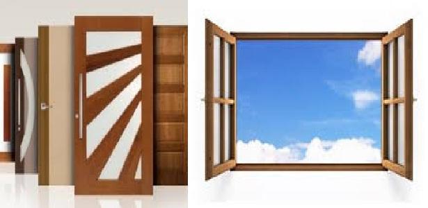 Montaj usi si ferestre din geam termopan si PVC