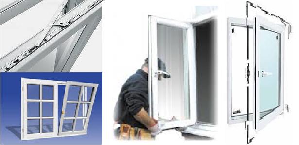 Reglaj ferestresi usi geam termopan si PVC